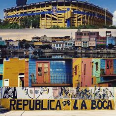 145 años de la República de La Boca Timeline Photos, Times Square, Multi Story Building, Travel, Buenos Aires, Mouths, Earth, Flowers, Viajes