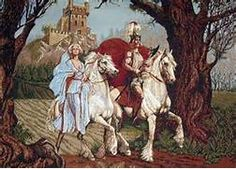 Medieval Times Pictures - Other Medieval Tapestry Wall Hangings