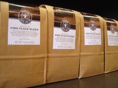 Coffee Confusion - Pike Place Special Reserve & Pike Place Roast    If you get the opportunity to try the Special Reserve, it is worth is.  It has great acidity and is a lighter flavored bold roast.  Great in all the ways a (the) House Blend is not.