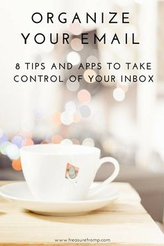 8 tips and apps to use to take control of your inbox and finally organize your email
