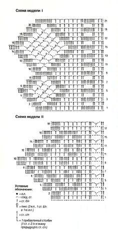 Crochet Border схема каймы с сердечками Filet Crochet, Crochet Borders, Crochet Stitches Patterns, Crochet Round, Crochet Chart, Crochet Trim, Crochet Lace, Diy Crafts Knitting, Diy Crafts Crochet