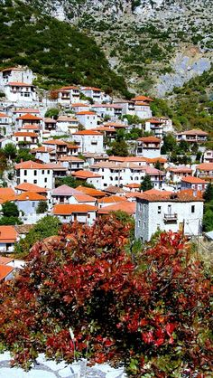 Stemnitsa, Arkadia, Greece #lipari #sicilia #sicily