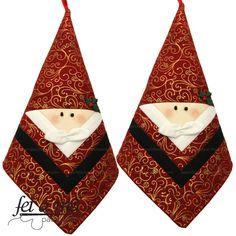Kit Navidad Papá Noel Log Cabin
