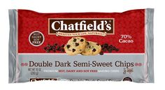 Chatfield's Double Dark Semi Sweet Chips, 10 Ounce >>> You can get additional details at the image link.