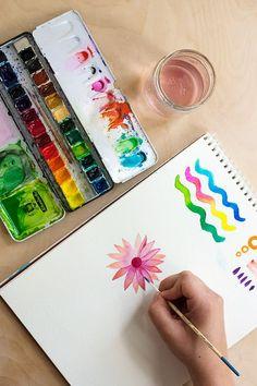 TOOLBOX: Watercolor Basics