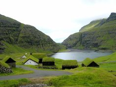 Top 10 destinations of a fairytale.  Faroe Islands Denmark.