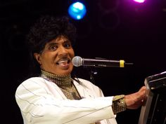 """* Little Richard * 2007.   Another """"King of Rock 'n' Roll""""."""