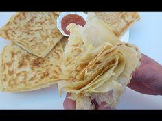 مسمن مورق بنكهة الحامض غريب ولكن المداق رهييييب - YouTube