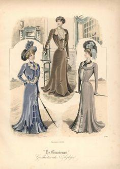 Uit Maart 1900