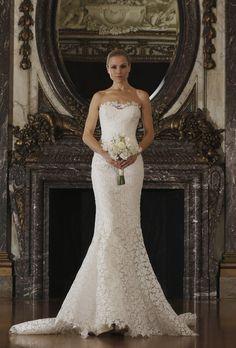 #vestidosdenovia #boda #wedding #vestidos Vestido de novia sencillo corte sirena