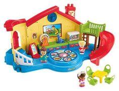 Fisher Price Little People Musical Preschool