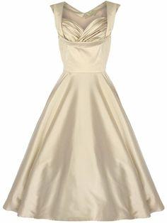 $54.99 :: Lindy Bop Women's Ophelia Vintage 1950's Swing Dress