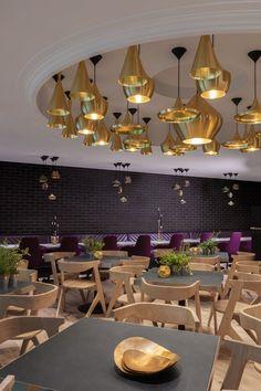 Harrods sandwich bar , London, 2014 - Design Research Studio