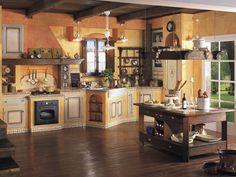 cucine antiche rustiche - Cerca con Google