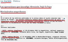 el blog de josé rubén sentís: (2) confirma interpol movimientos sospechosos de l...