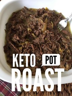 "TweetEmail TweetEmail Share the post ""Keto Slow Cooker Pot Roast {low carb}"" FacebookPinterestTwitterEmail My family loves pot roast. It's such a yummy filling comfort food. Since I stay home with our 4 kids, slow cooker recipes that I can start in the morning and forget about the rest of the day are my favorite. I'vecontinue reading..."