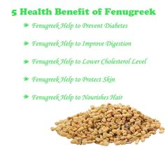 how to eat fenugreek seeds for breast enlargement