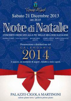 Note di Natale a Cigole http://www.panesalamina.com/2013/19977-note-di-natale-a-cigole.html