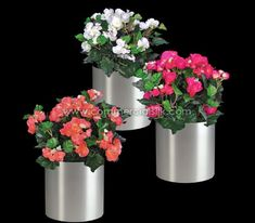 We offer our wholesale artificial plant clients products ranging from artificial bromeliad flowers to bougainvillea bushes and we carry a large inventory in a range of different colors. http://www.commercialsilk.com/artificial-flowering-plants_c_11.aspx