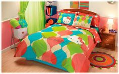 Hello Kitty Colorful Reversible 8 Pc Queen Comforter Set , http://www.amazon.com/dp/B008OOEJC4/ref=cm_sw_r_pi_dp_y.R3rb191DFWC