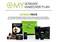 My Ultimate Makeover Plan!  Http://FrancescaLind.myitworks.com