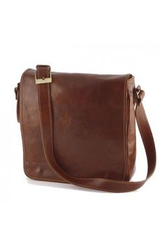 Gianni Conti Messenger Leather Bag - Town Hall. I have one almost like it by them, it's awesome.