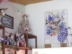 Kunst offen in der Töpferei Beseler (7) - mehr Informationen unter http://frankkoebsch.wordpress.com/2011/06/16/kunst-offen-in-der-topferei-beseler/