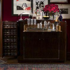 Ralph Lauren Home #Modern_Metropolis Collection 24 - Bar cabinet