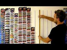 Hot Wheels Display Ideas to DIY - Moms and Crafters