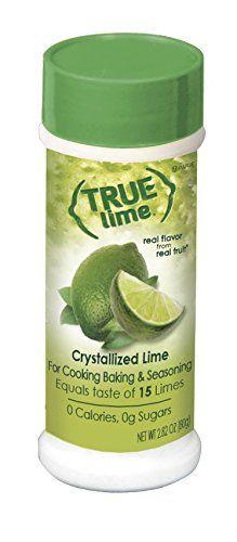 True Lime Shaker, 2.82 Ounce True Citrus