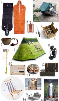 Amazing camping Gear for the blokes ~ Gallant & Jones Blog