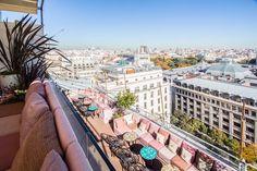 Atalayas privilegiadas desde las que contemplar el skyline de la capital en todo su esplendor