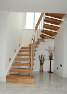 treppenhaus gestalten treppenhaus holz design