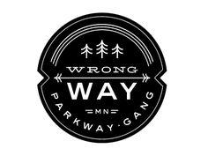 Mpls Bike Gangs / Wrong Way Parkway Gang  by Allan Peters