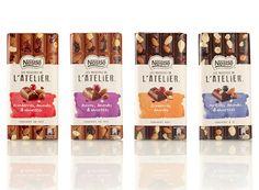 Nestle Les Recettes d'Atelier Chocolate