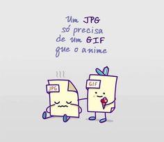 Um jpg só precisa de um gif que o anime