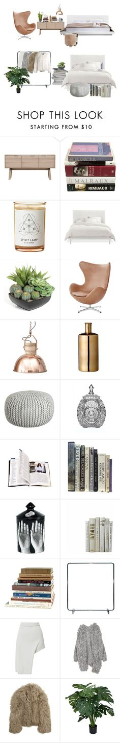 """give me either"" by piper-williams ❤ liked on Polyvore featuring interior, interiors, interior design, home, home decor, interior decorating, Chanel, Bloomingville, Calypso St. Barth and DUO"