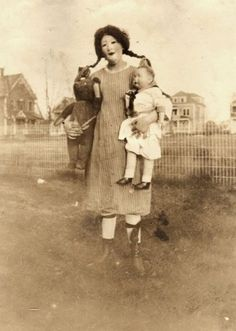 Creepy old photos