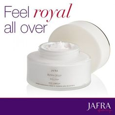 Hydrate and nourish from head to toe. http://jafra.me/36jt
