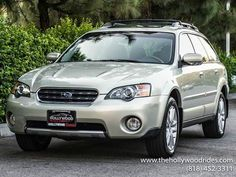 2005 Subaru Outback for sale in Van Nuys, CA