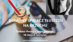 PrzepisyNaZdrowie.pl, domowe sposoby, proste przepisy, czyli blog o zdrowiu i urodzie. Proste, popularne domowe przepisy na zdrowie i urodę. Food And Drink, Soap, Weight Loss, Personal Care, Wax, Dots, Loosing Weight, Self Care, Personal Hygiene