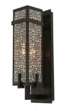 Single Light Wall Sconce - Bronze : LV99A01W-BZ | Cartwright Lighting