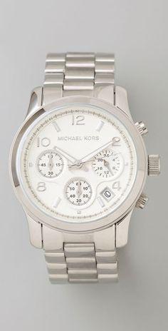 Michael Kors - Jet Set Sport Watch - Style #:MKWAT20001