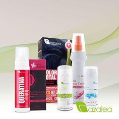 ¿Cuál es vuestro imprescindible de #AzaleaCosmetics? ¡Nos encanta leer vuestros comentarios!😊 #ColorTotal #Hairstyle #Peinados #Coloracion #Recogidos #Tendencias #Acabados #CuidadosDelCabello #Cosmeticos #HairCare