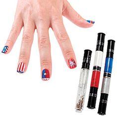 Migi Nail Art™ Americana Nail Polish!