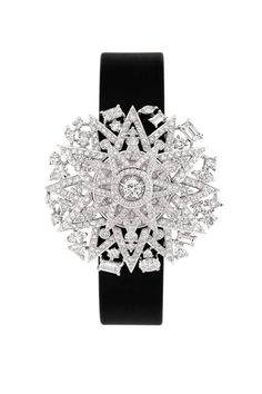 Chanel's Cosmos watch ♥♡♥