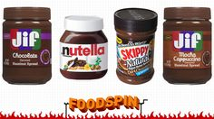 This is very funny. We taste-tested Nutella and its American knock-offs.