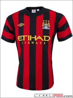 Umbro Manchester City Away Jersey 2011-2012...$71.99