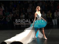 BARCELONA BRIDAL WEEK 2015