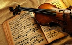 I love the violin <3